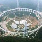 Çin'den Dev Radyo Teleskopu