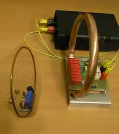 kablosuz elektrikk
