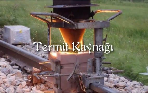 termit kaynağı