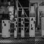 Hava Kirliliğinden Mürekkep Üretildi
