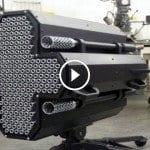 Bu silah dakikada 1 milyon mermi atabiliyor