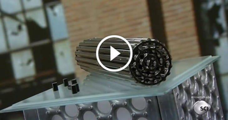 Nükleer yakıt çubukları nasıl üretilir?