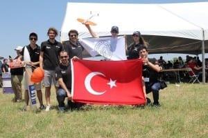 Can-Sat 2017 İTÜ takımı