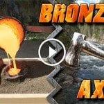 Bronz Balta Dökümü [Video]