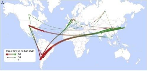 Küresel Toplu Ticaret Akışları